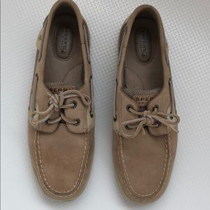 Sperry Top Sider Angelfish in Linen/oat